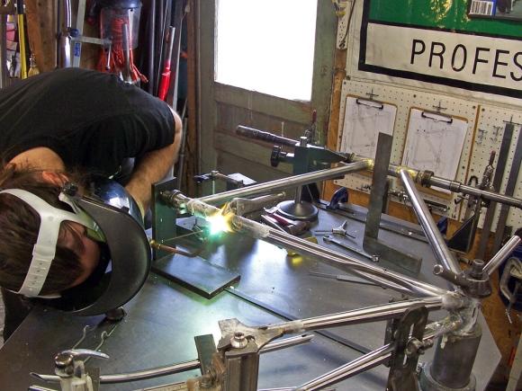 welding!